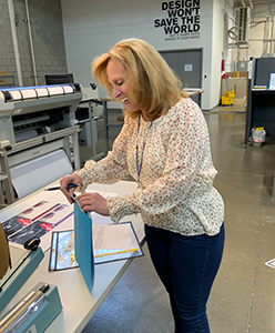 Commercial Printing Management