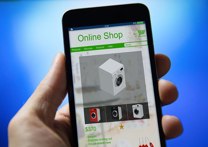 Services Digital Storefronts